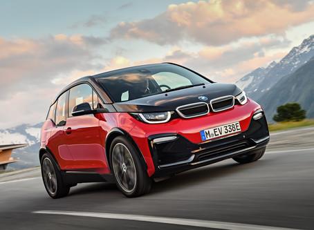 Expressas: BMW aumenta a produção de componentes para carro elétricos