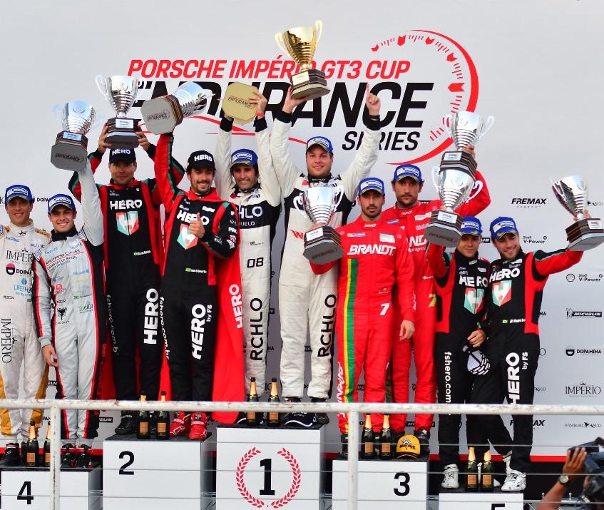 Porsche Cup Endurance - Interlagos
