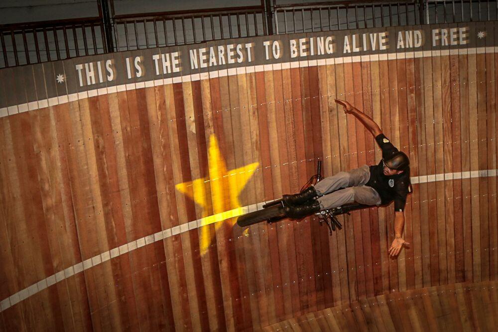 Salão Duas Rodas apresenta Wall of Challenge no Brasil