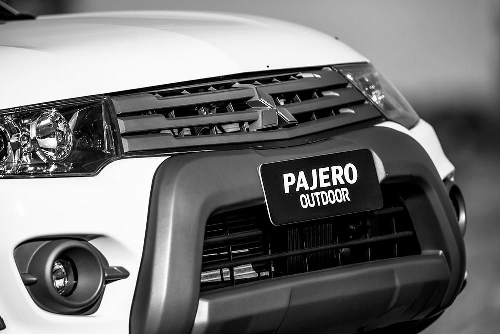 Aventura, estilo e 4x4 na nova versão Pajero Outdoor