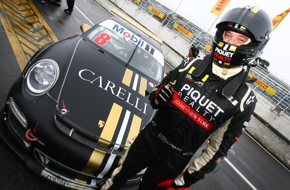 Porsche GT3 Cup Challenge - Cristiano Piquet