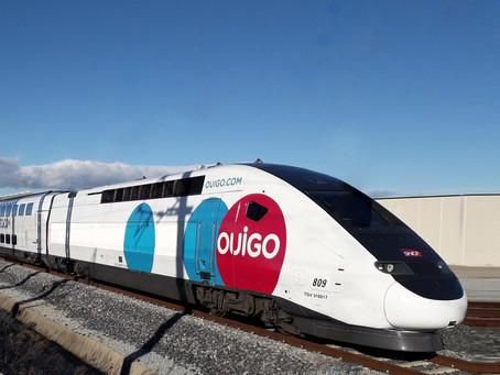 Ferrovia: Subsidiária da francesa SNCF começa operação comercial na Espanha