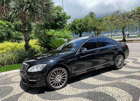 Mercedes-Benz S500 5.5 V8