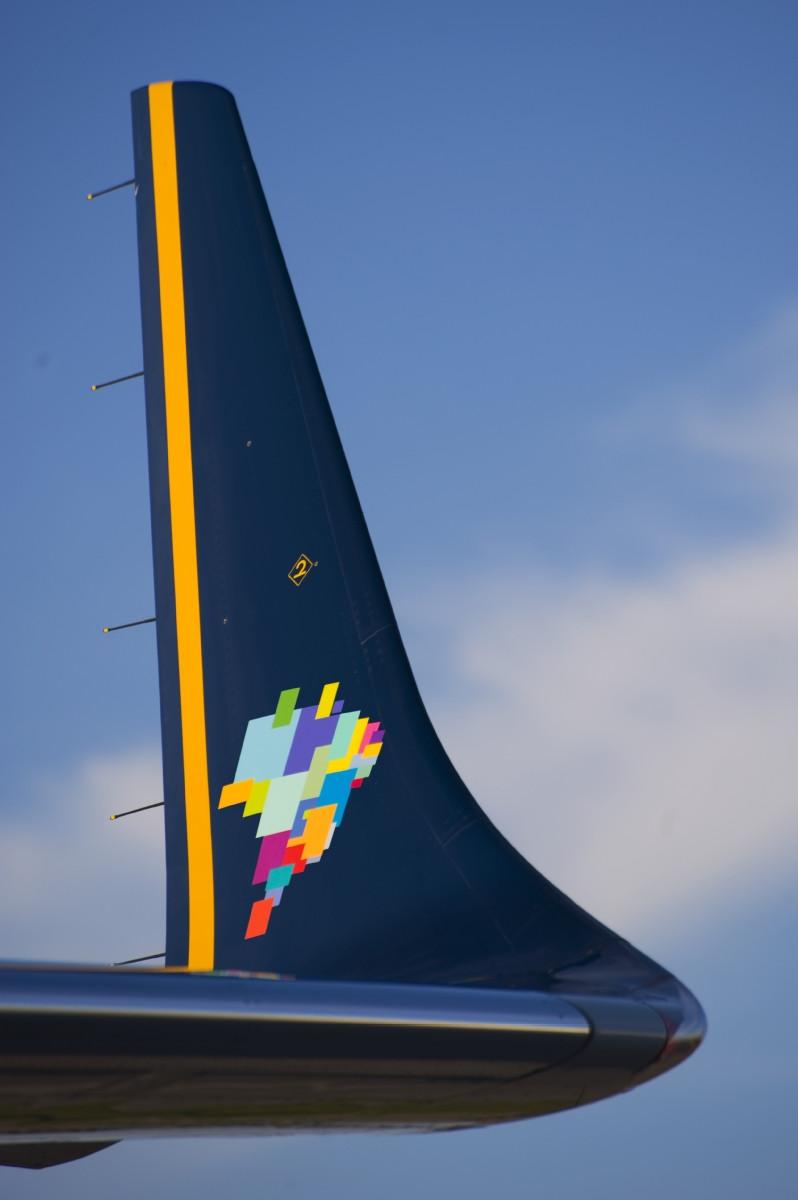 Azul amplia operação no Paraná com voos inéditos para Porto Seguro e Belo Horizonte