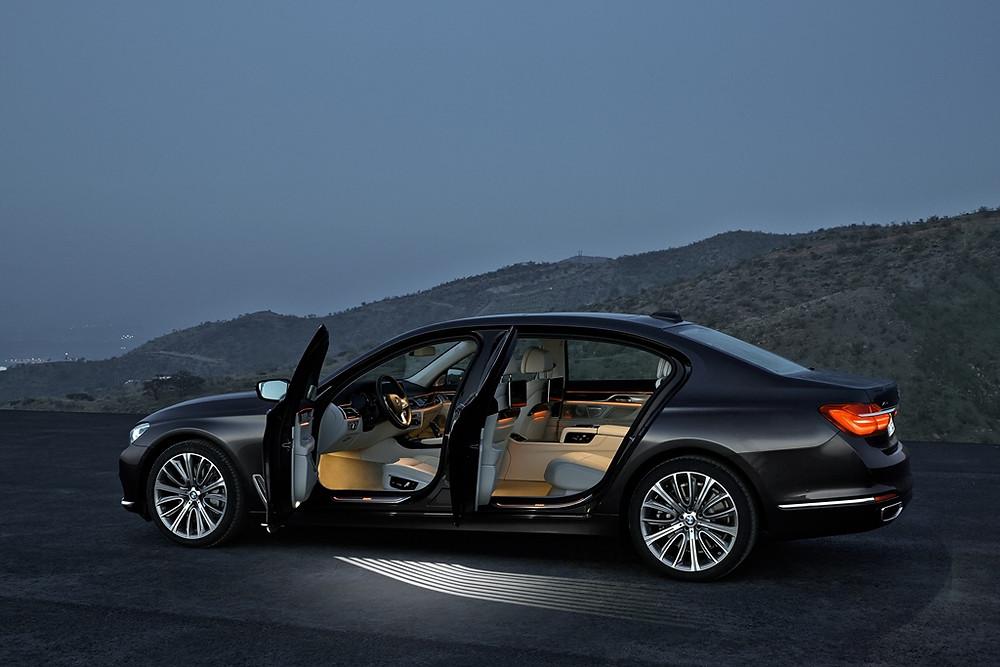 BMW apresenta no Brasil o novo BMW Série 7