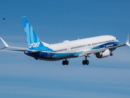 Aviação: Boeing conclui o primeiro voo do 737-10 com sucesso