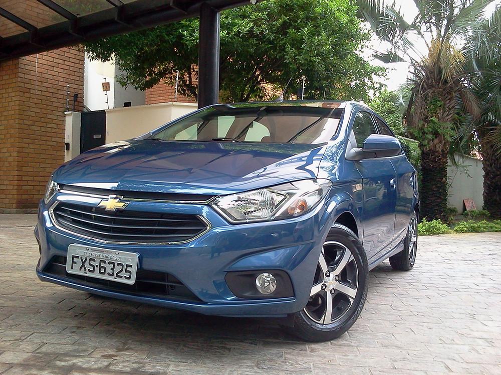 Sem crise, Onix da Chevrolet continua sendo o veículo mais vendido no Brasil. Renegade o mais vendido nos SUVs.