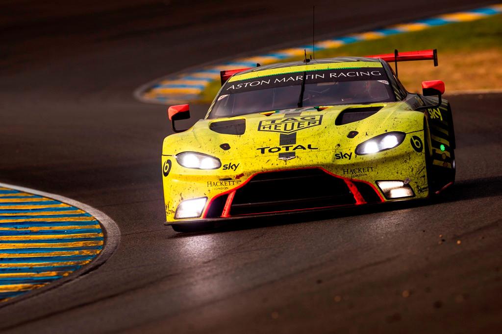 Aston Martin Racing Em Destaque Nas Classes Gt Da 88ª Edicao Das 24 Horas De Le