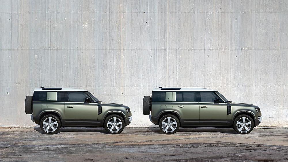 Expressas: Chega o Land Rover Defender 2020