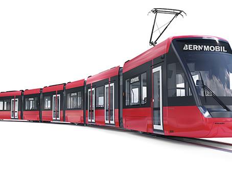 Unidade espanhola da Stadler fornecerá 27 bondes Tramlink para Berna