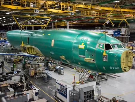 Aviação: Primeira aeronave P-8A para a Noruega entra em montagem