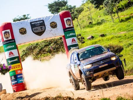 Mitsubishi Cup: Temporada número 20 da categoria começou em Mogi Guaçu