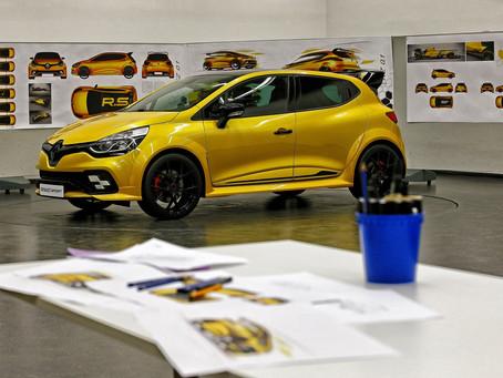 Renault Sport celebra 40 anos apresentando o Concept Clio R.S.16