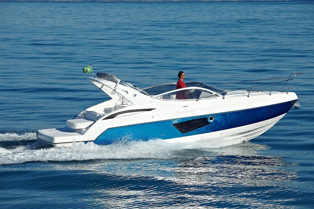 Barcos de 56 e 64 pés são destaques da Schaefer Yachts no SP Boat show