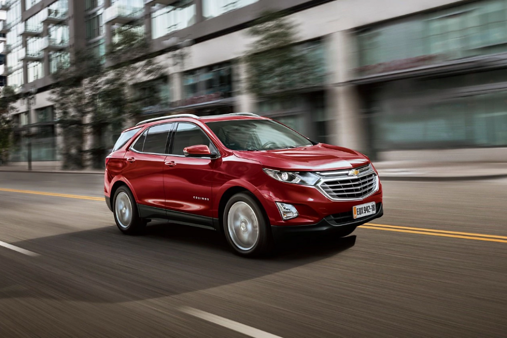 Equinox da Chevrolet abre caminho para versão Premier da marca.