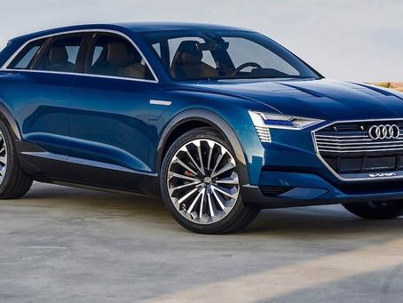 Expressas: O novo elétrico topo de linha da Audi deverá ser o modelo Q9