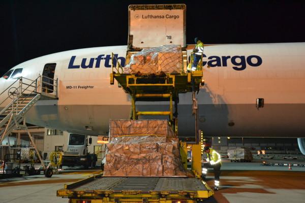Lufthansa Cargo – Do prejuízo na operação em 2016 para 242 milhões de euros de lucro em apenas um ano.