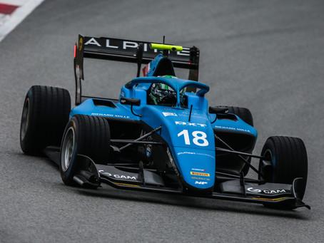F3: Com três corridas, Caio Collet disputa este fim de semana a 1ª etapa em Barcelona
