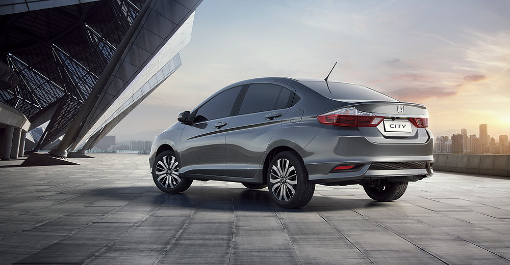 Honda anuncia para Fevereiro a chegada do City 2018