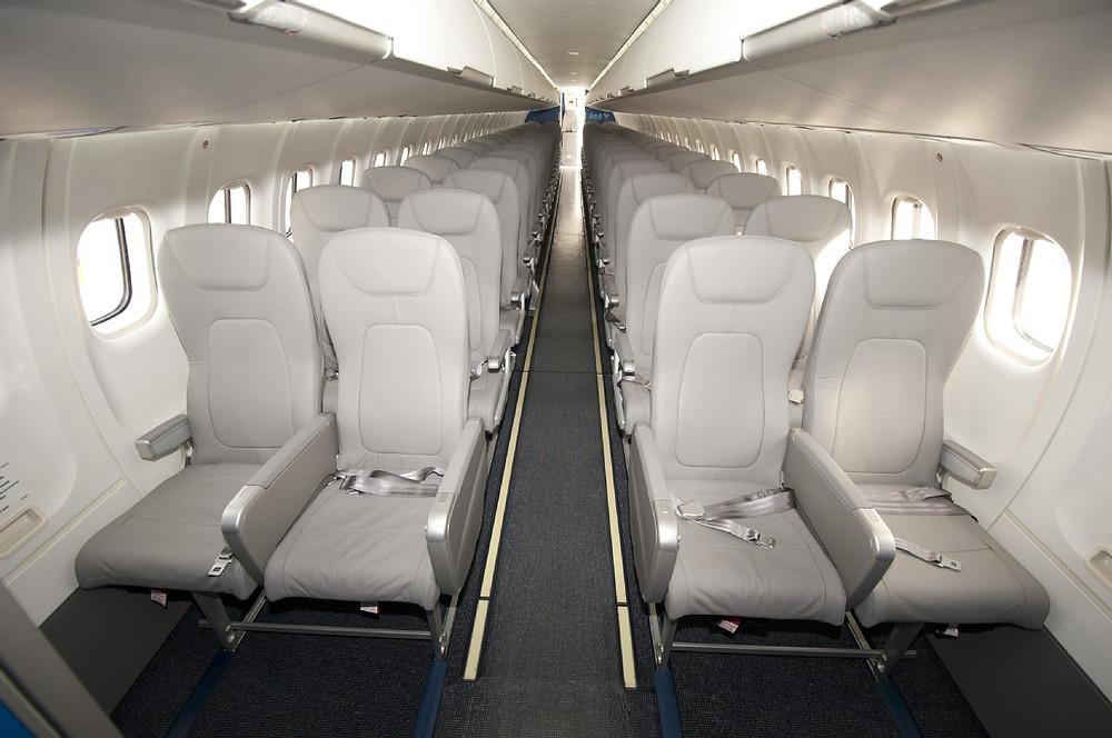 Interior ATR 72-600 AZUL
