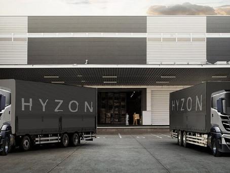 Expressas: A Hyzon Motors vai fabricar  células de hidrogênio em Chicago