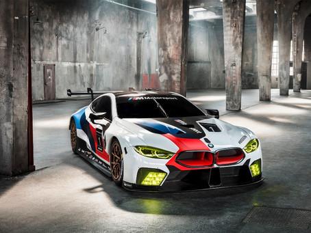De olho no WEC e Le Mans, BMW mostra em Frankfurt o novo M8 GTE