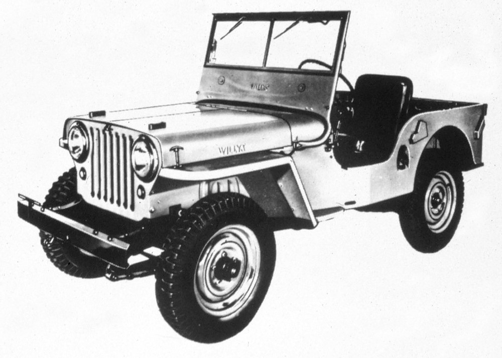 1945 Jeep CJ-2A