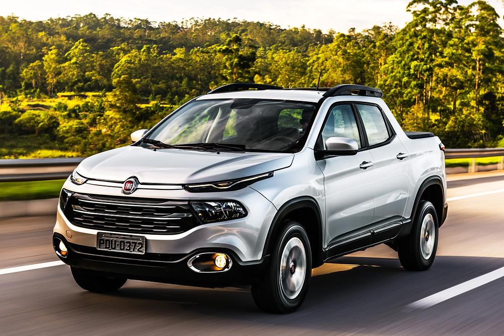 Linha 2019 da Fiat Toro chega no momento em que são ultrapassadas 100 mil unidades vendidas