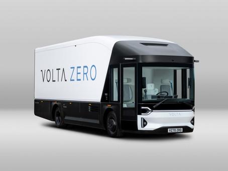 Caminhões: Volta Trucks planeja fabricar o Zero na Espanha