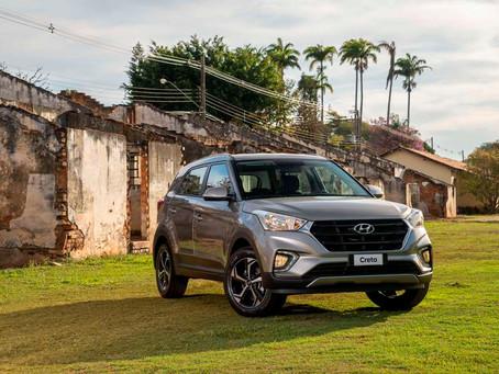 Hyundai comemora a produção de 200 mil unidades do Creta no Brasil