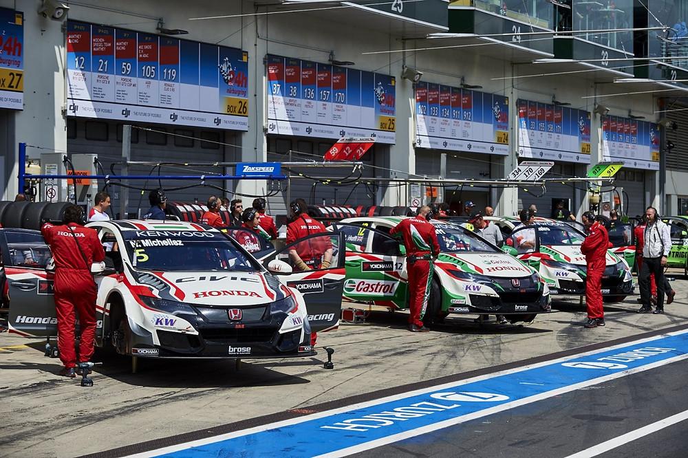 Equipe Honda Racing Team JAS WTCC