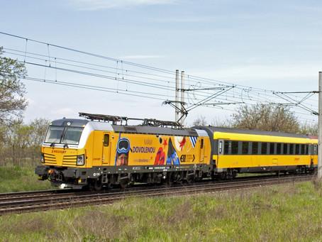 Ferrovia: Relatório UIC sobre os efeitos do vento cruzado em trens a mais de 140 km/h