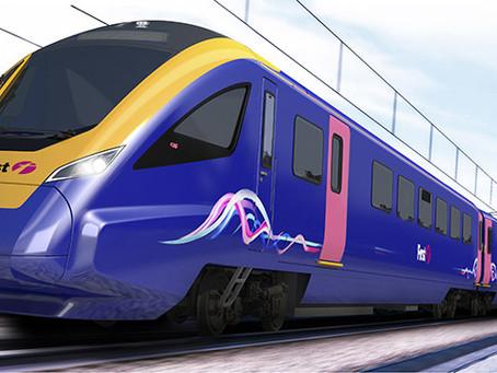 Alstom fecha contrato de manutenção dos novos trens, Trans Pennine Express, no Reino Unido