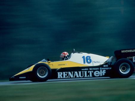 Formula 1 regressa ao mítico circuito do Estoril com festa da Renault em Portugal.