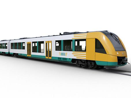 Ferrovia: Alstom fornecerá oito trens diesel para serviços regionais na Alemanha