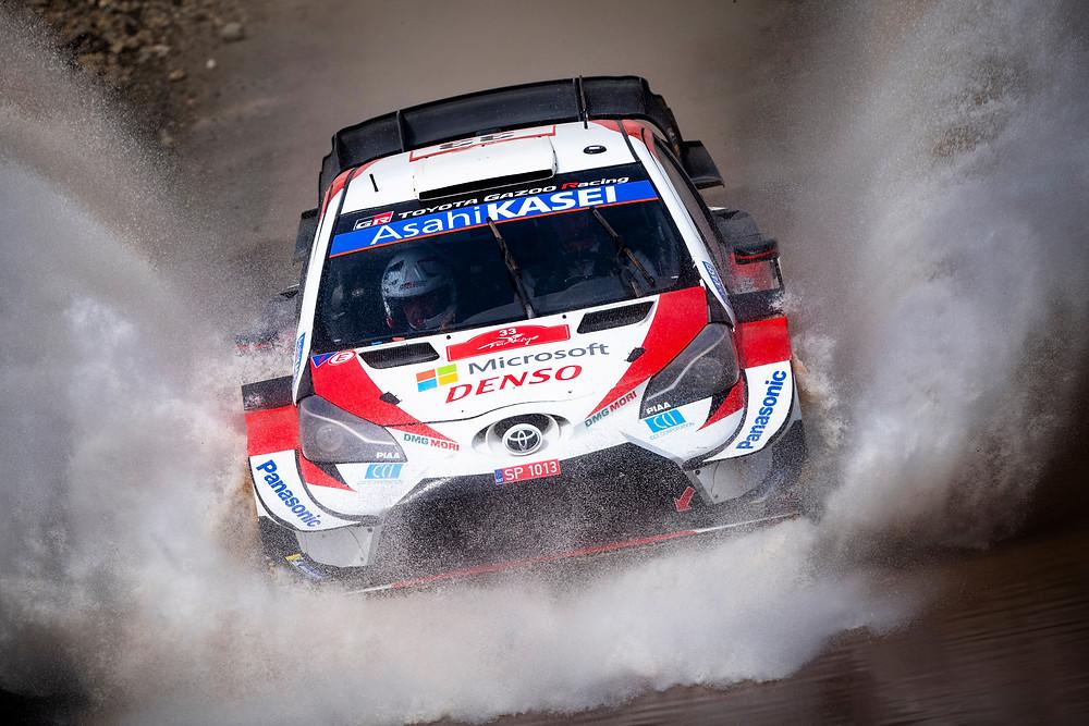 WRC: Evans de Toyota vence o Rali da Turquia e recupera a liderança do campeonato