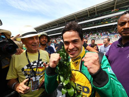 Marcos Gomes conquista o título da Stock Car com a Voxx Racing