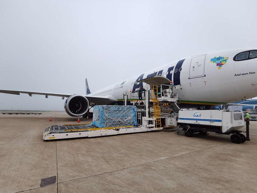 Aviação: A330 da Azul vai pousar pela primeira vez em Cabo Frio