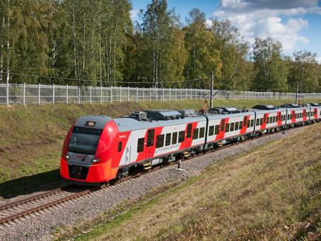 Ferrovia: Moscou e Minsk serão conectadas a 160 km/h a partir de dia 30