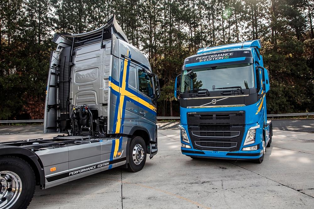 Fenatran 2017: Volvo apresenta novas soluções em transporte e ofertas