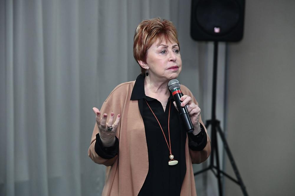 Legenda: Valeska Peres Pinto, da UITP