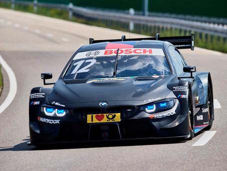 Alessandro Zanardi, desenvolve BMW M4 DTM para a etapa de Misano, na Itália