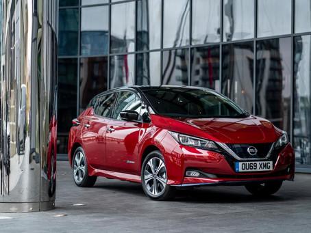 Nissan e Uber promovem mobilidade de emissão zero em Londres