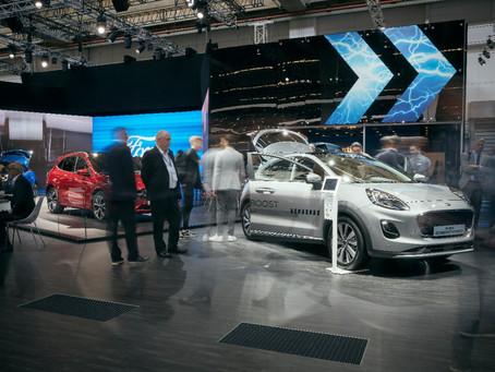 Ford apresenta nova geração de veículos elétricos no Salão de Frankfurt