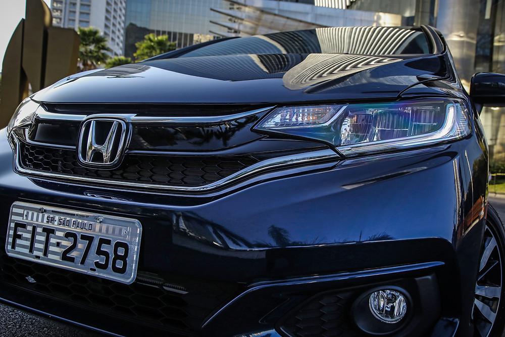 Honda lança Fit 2018