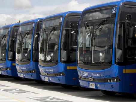 BYD fornece 1002 ônibus eléctricos para a capital da Colômbia