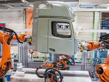 Expressas: Daimler vai construir Actros na China