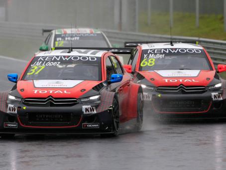 Citroen domina corridas do WTCC na Hungria