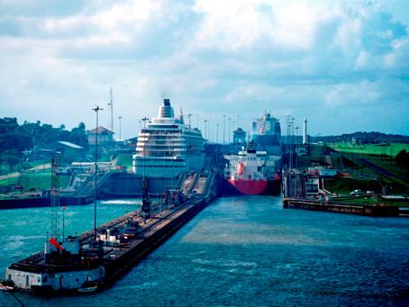 Ampliação do Canal do Panamá aplica tecnologia de ponta