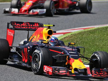 F1: Red Bull e Toro Rosso com motores Renault em 2017 e 2018
